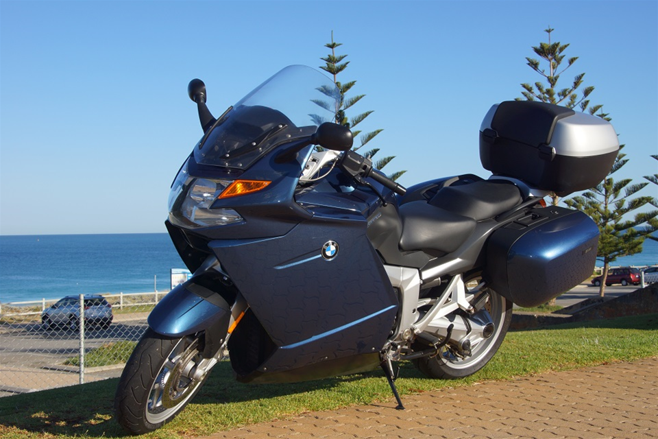 BMW Motorcycle hire perth