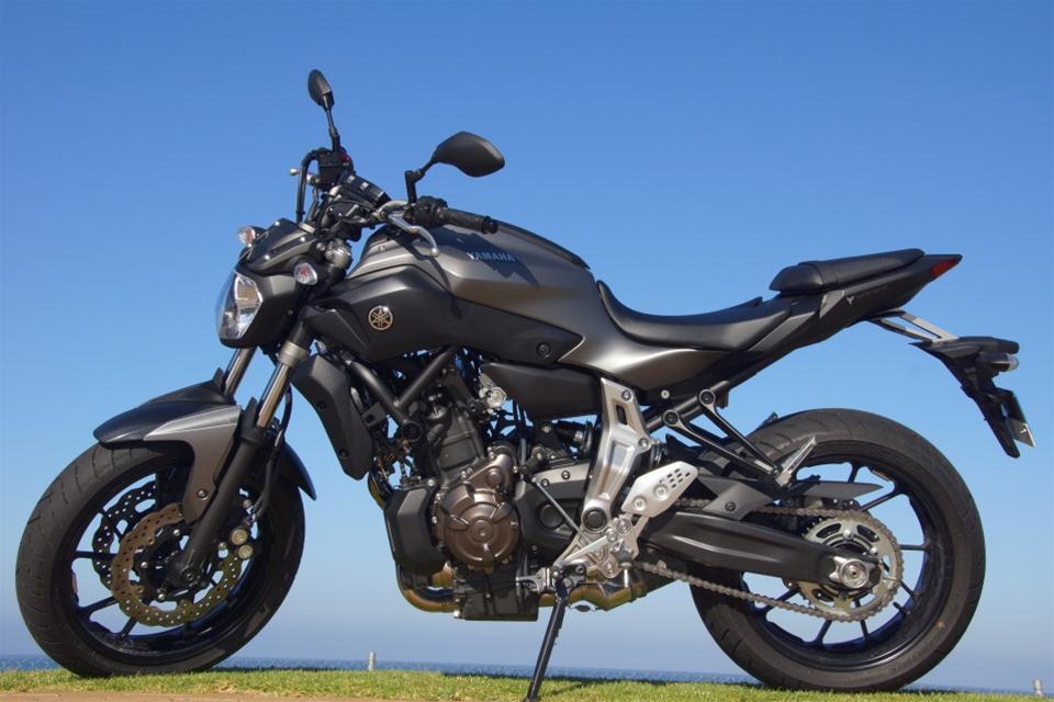 Yamaha Motorcycle Hire Perth