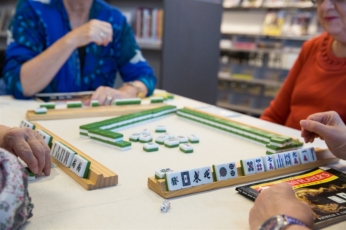 Mahjong @ Yanchep/Two Rocks Library