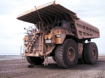 Kalgoorlie Super Pit - Heavy Duty Mining Machinery