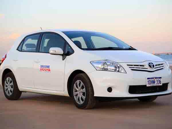 3 door and 5 door runarounds ideal for seeing the local sights of Broome
