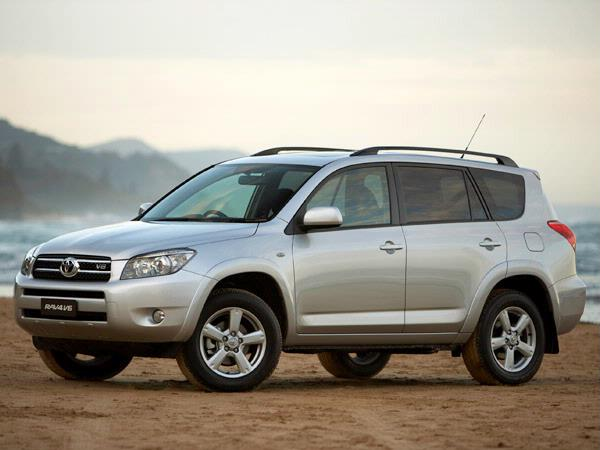 The Rav 4 are the ideal mid sized 4WD for Broome and the surrounds.