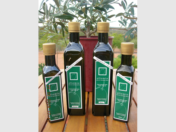 Bottled Extra Virgin Olive Oil