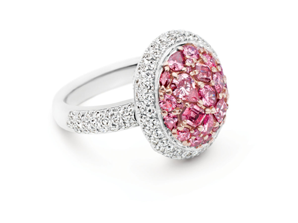 Shop for precious treasures including Argyle Pink Diamonds with tax free sales available