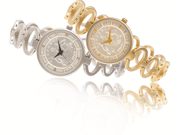 Shop for precious treasures including Coin Watches with tax free sales available