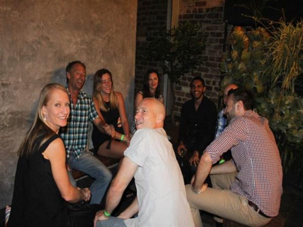 Bar Hop @ The Sherry