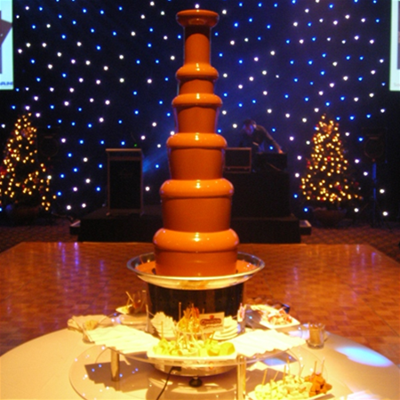 Largest Chocolate Fountain For Hire in Perth - Ask about our packages