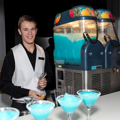 Perths most trusted Hirer of Frozen Cocktail Machines - Ask about our packages