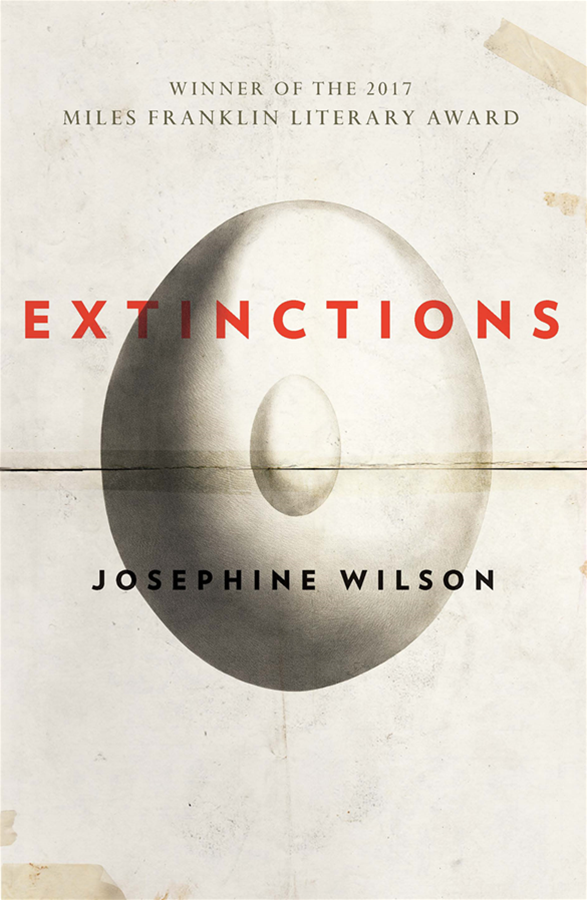 Extinctions Miles Franklin Literary Award