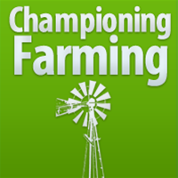 Championing Farming- all things positive