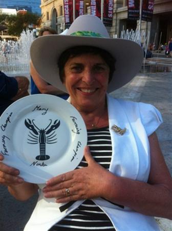 Farming Champions- Mary Nenke