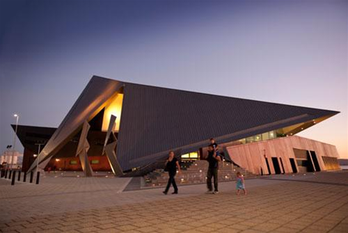 Albany Entertainment Centre - A stunning location like no other in the region