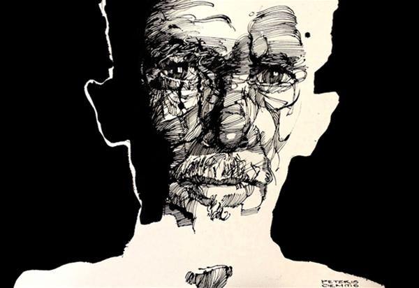Etude for Shadows by Peteris Ciemitis