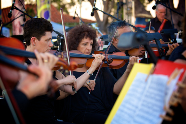 FSO Violins
