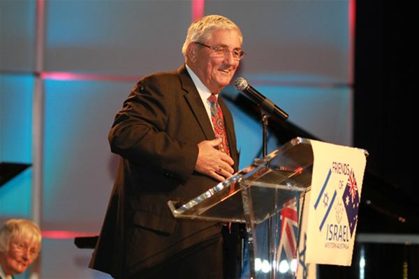 President, Bob Kucera