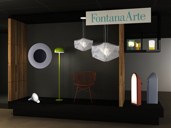 Fontana Arte Showroom - Perth