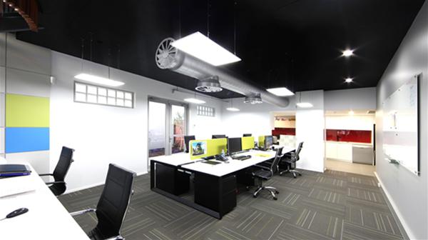 Ground Floor Workstations