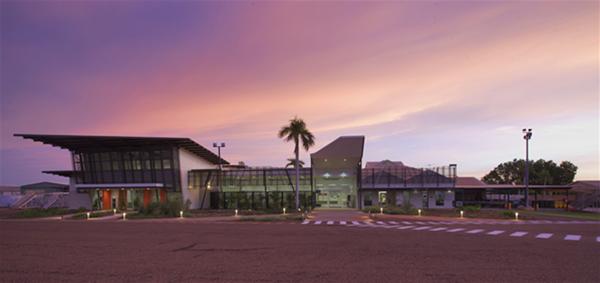 East Kimberley Regional Airport Terminal