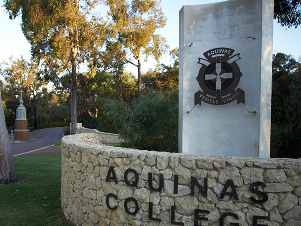 Welcom to Aquinas College