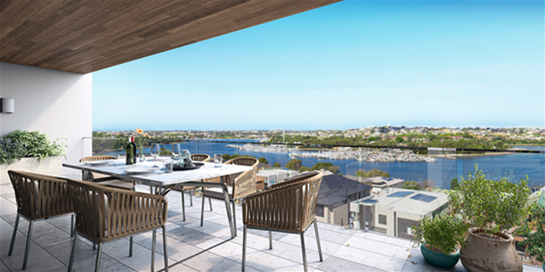 The Cove River View Residences - Minim Cove