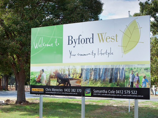 Byford West image - Sold by Land4Sale