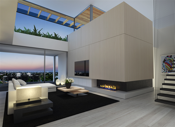 Aria Swanbourne - Penthouse Living