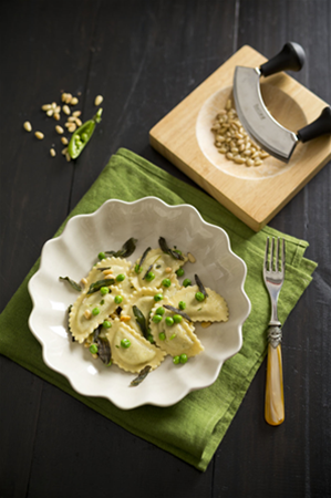 Chicken & Spinach Agnolotti