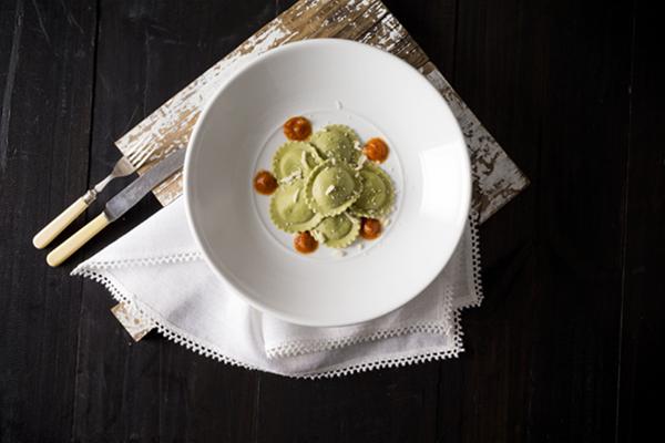Spinach & Ricotta Agnolotti