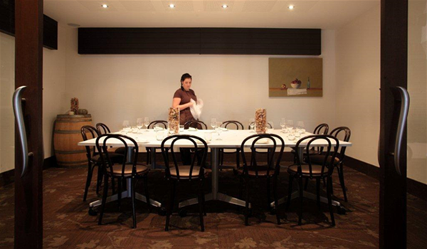 Private function room at Cottesloe, seating 16-18