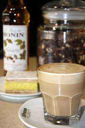 Enjoy a smooth Silvana coffee with your favourite cake or slice