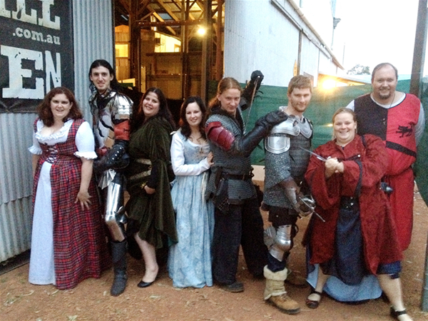The York Mill Medieval Dinner