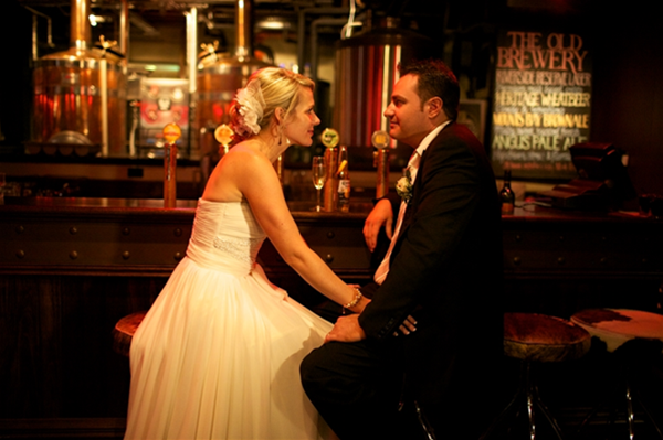 Weddings at The Old Brewery