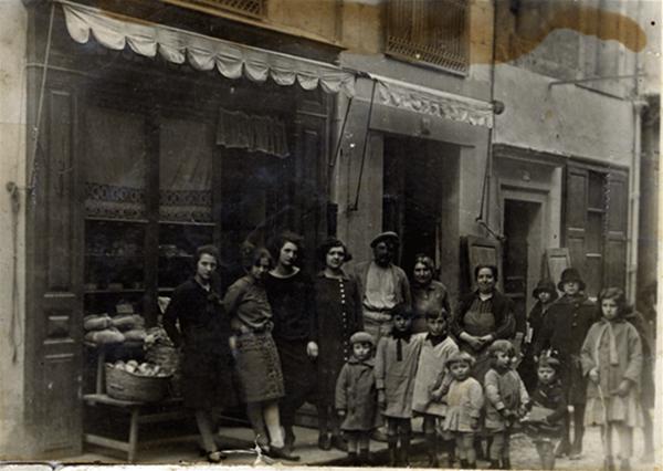 Sancho family 1900