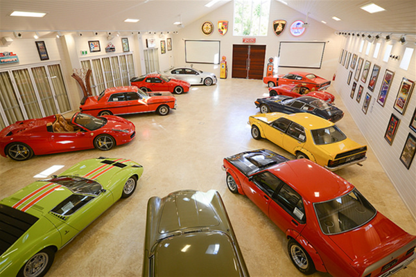 The Sports Car Gallery