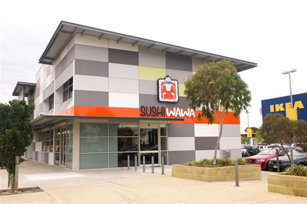 Sushi Wawa - opposite Ikea, Innaloo