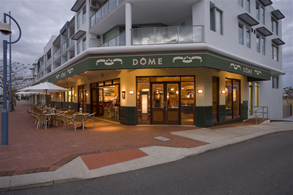 Dome Cafe Rockingham