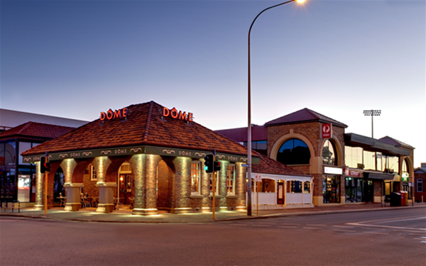 Dome Cafe Leederville