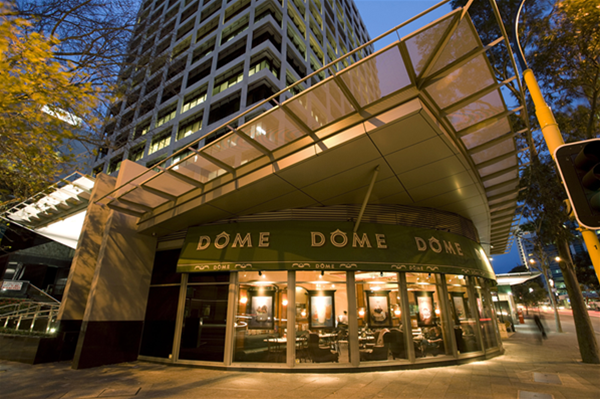 Dome Cafe Eastend