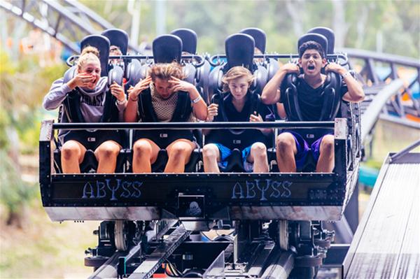 "Rider on Abyss - ""Australia"