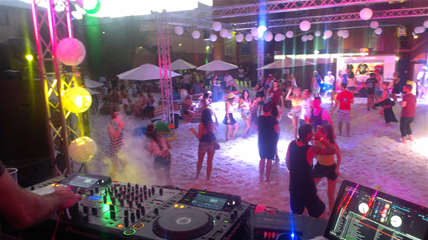 2014 Australia Day Event, Queens Hotel