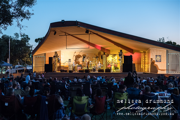 2016 City of Kalgoorlie-Boulder music event