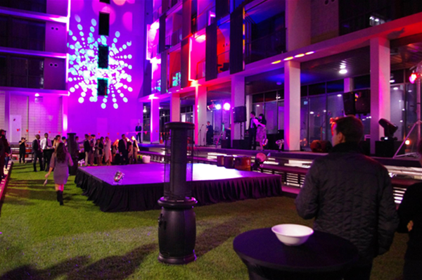 2013 UWA Hall Opening