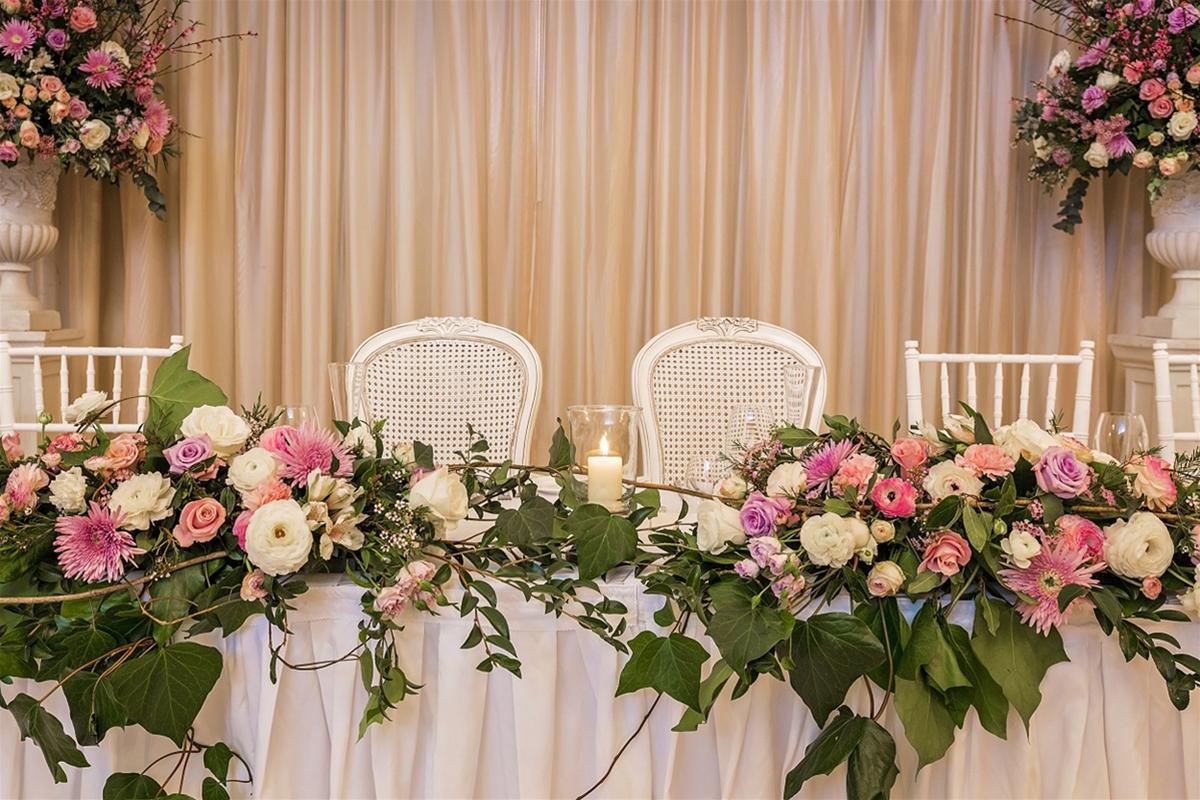 Chic Rustique Wedding Event Stylist Florist Planner Margaret