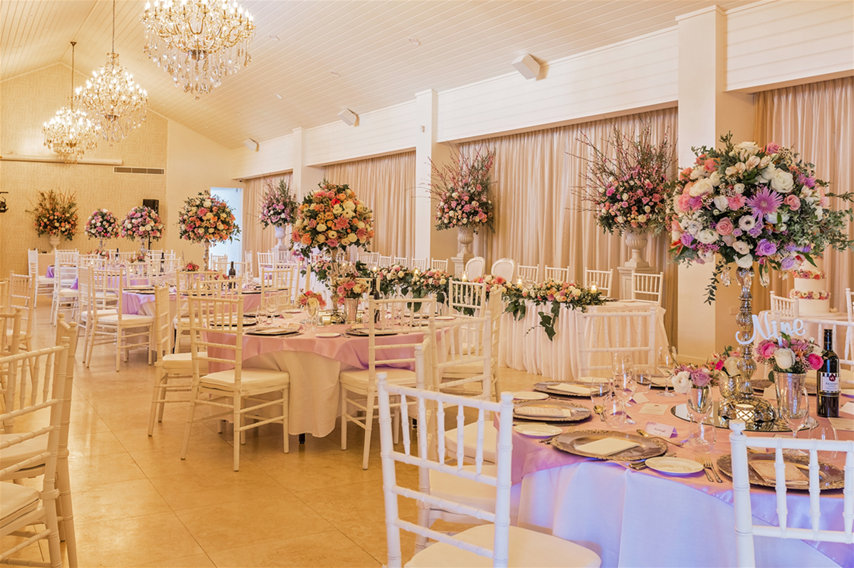 Complete Venue Styling