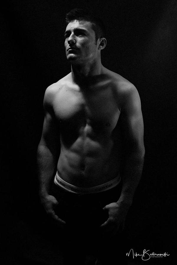 Mike Beltrametti fitness photography