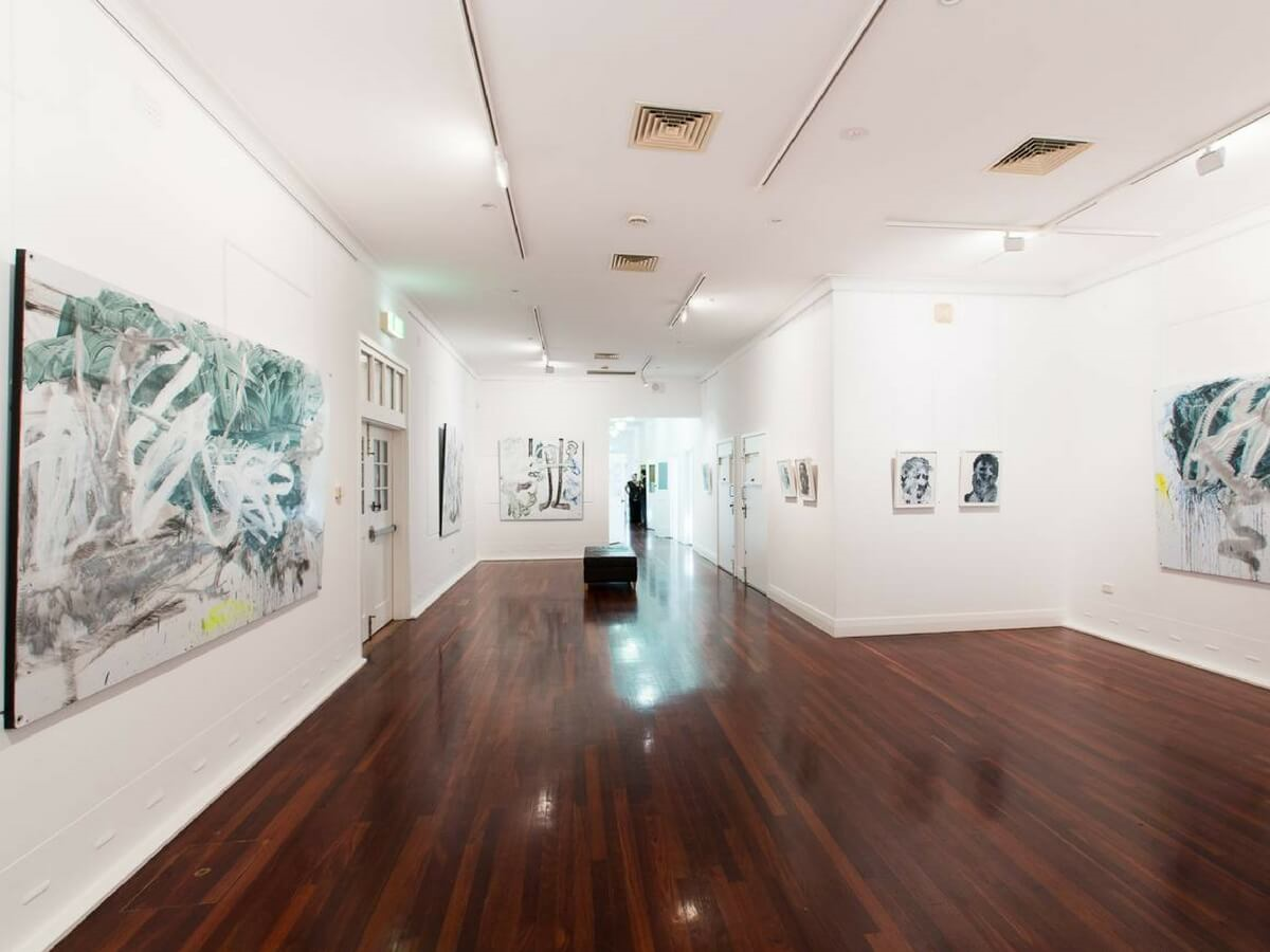 Image: Andy Quilty Installation
