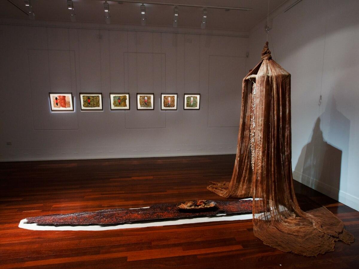 Image: Goolugadup exhibition