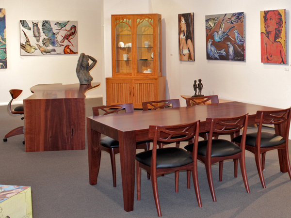 Jahroc Galleries Fine Furniture and Art