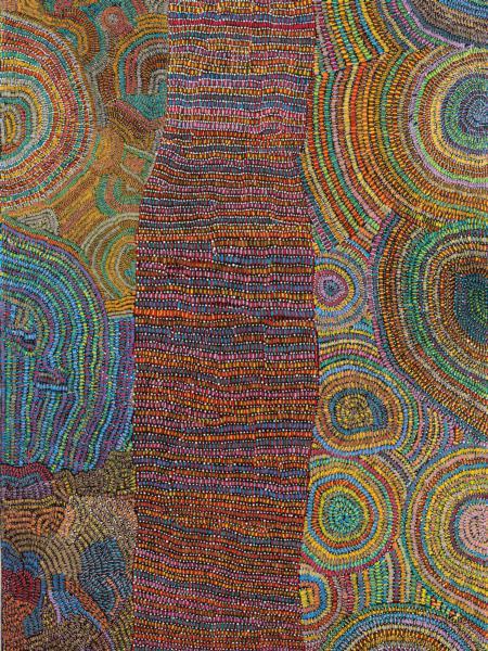 Sugarbag by Josie Kunoth Petyarre