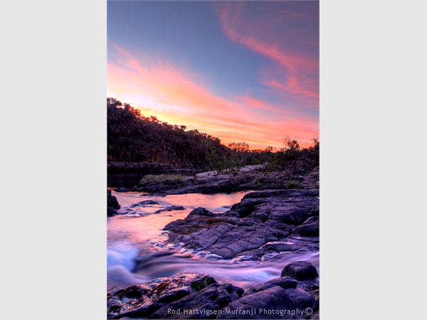 Glenelg River, Kimberley, W.A.